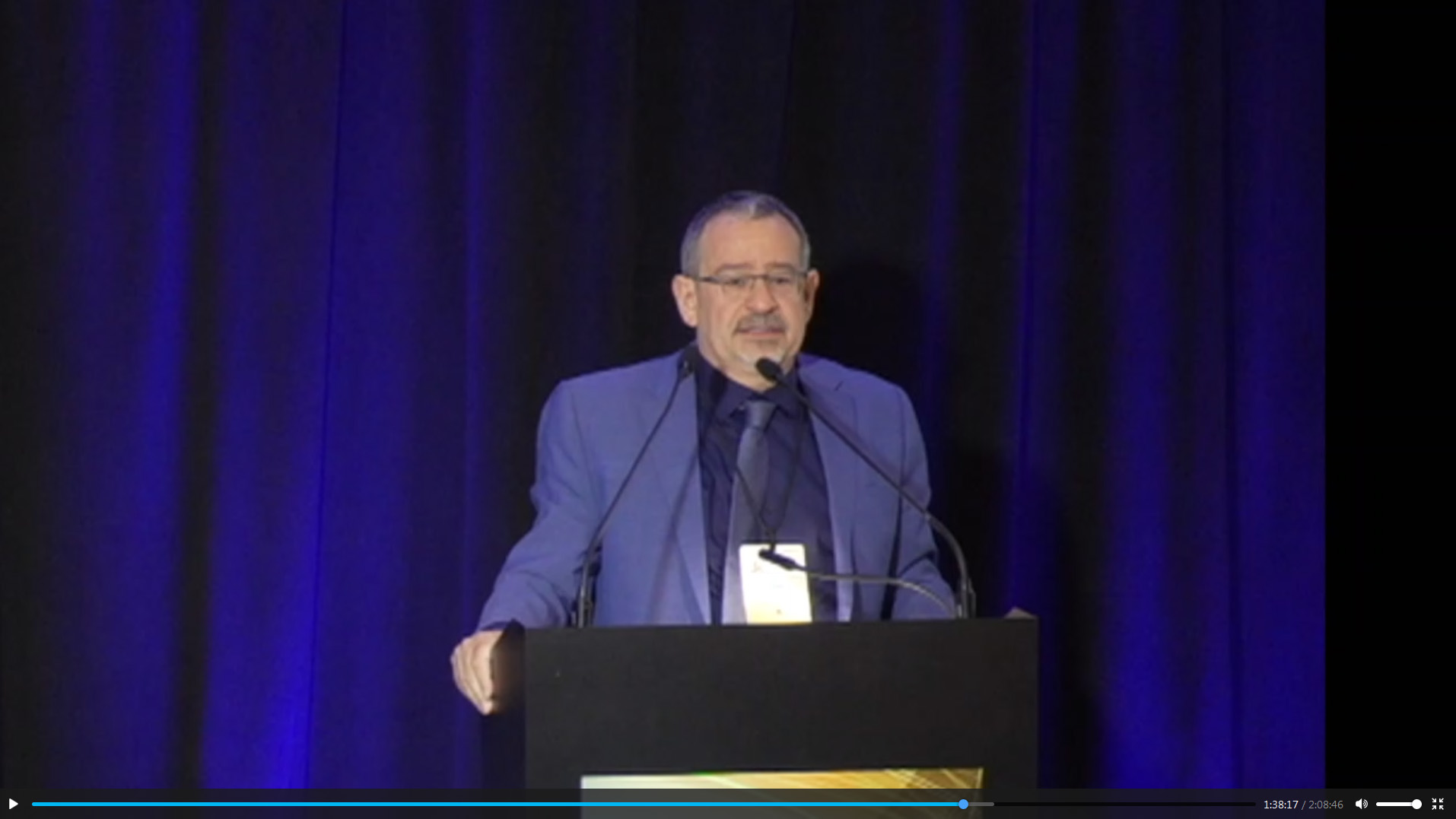 Yannis Tsitos Presenting at the Precious Metals Summit, Beaver Creek, CO Sept 2019